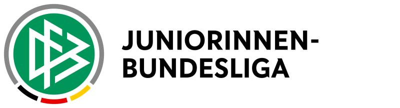juniorinnen bundesliga logo