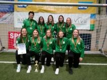 3. Platz beim Entega-Cup in Rauenberg