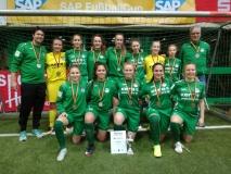 3. Platz beim 4. Entega-Cup in Rauenberg
