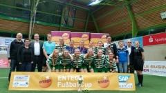 SV Alberweiler gewinnt 2. ENTEGA-Cup in Rauenberg