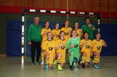 SVA C-Juniorinnen gewinnen Futsal-Turnier in Ötlingen