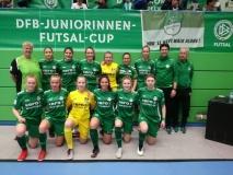 SVA erreicht 5. Platz beim 3. DFB-Futsal-Cup in Wuppertal