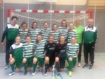 Dritter bei der Süddeutschen Futsalmeisterschaft
