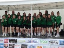 6. Platz beim Girls Alsace Cup im Elsass