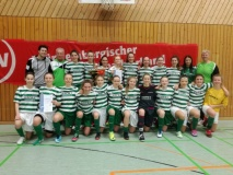 SV Alberweiler erneut württembergischer Futsal-Meister 2018