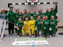 SV Alberweiler ist Süddeutscher Futsalmeister der B-Juniorinnen 2019