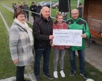 SV Alberweiler erhält Bonuszahlung für Michelle Weiß